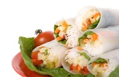 Learn the secrets of making Fresh Vietnamese Spring Rolls from an expert instructor.