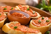 Tomato-Butter Spread