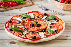 Learn how to incorporate vegetables from your garden into creative and tasty pizzas that you can make at home. Melanie Klan will also demonstrate an Olive Oil Gelato. Delish!