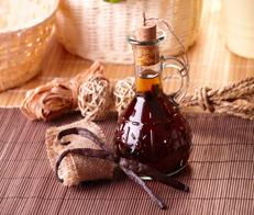 Aged Tahitian Vanilla Balsamic Condimento