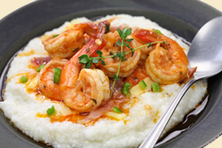 This Southern specialty is so good. If you've never tried grits, this is the recipe to start with. You'll be hooked.
