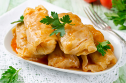 Join us for an evening of Polish cooking. Borscht, cabbage dishes, and a delightful Polish dessert will be featured in this 6:00 PM evening class, which will be really fun.
