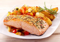 Spice up your fish fillets with this tasty fish rub. It is wonderful on salmon but can be used for any other fish fillets that you like.