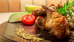 Love Roasted Chicken? This rub makes the most deliciously seasoned chicken. And it's so easy to prepare. This will soon be a favorite of your family.